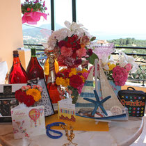 Corfu 2015, Geschenke zum Geburtstag