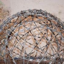 xpon – art Gallery, Hamburg,  2014, Gruppenausstellung zu dem Thema 'anMACHEN' Werk: o.T. aus der Serie home sweet home