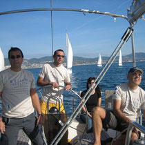 Regata Stil Nautic 2006. La vuelta Baalona- Mataró