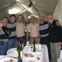 Ophiusa 2007. La tripulación