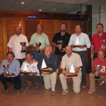 Regata Stil Nautic 2006. Entrega de premios