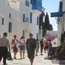 Sidi Bu Said, Túnez