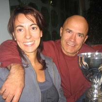 Stil Nautic 2007. Primer clasificados categoría hombre y mujer