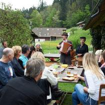 Feste feiern mit den Komikern Gottfried und Elise aus dem Emmental, Kanton Bern