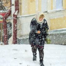 "Жанна Валиева (vgannaa), Оренбург, Россия    Оренбург, 2016 г. ""Падает снег"""