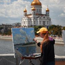 Александр Просеков. Россия. Москва