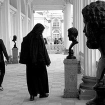 Перекличка профилей в Камероновой галерее. Пушкин, 2017 г.   Жанна Валиева (vgannaa), Оренбург, Россия