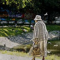 "В сквере ""Торфянка""  Елена Тарзиманова (tey51), Москва, Россия"