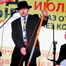 Джазовые выходные в Гатчине   Нина Мальцева (55nika), Гатчина, Ленинградская область, Россия