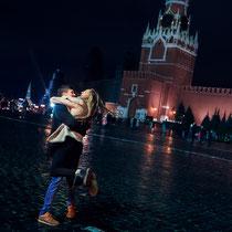 Анна Эргардт. Россия. Москва