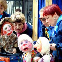 Открытие фестиваля кукольных театров в Оренбурге.  Оренбург, 2017 г.   Жанна Валиева (vgannaa), Оренбург, Россия