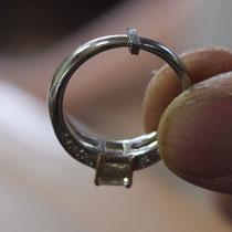 指輪サイズ直し