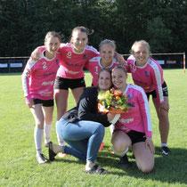 1. Platzierung Frauen A - TSV Dennach