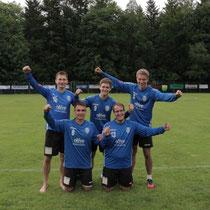 1. Platzierung Männer A - TV Schweinfurt-Oberndorf