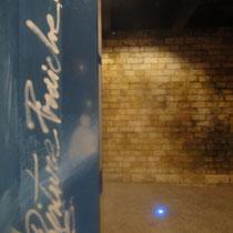 Habillage graphique piliers de pont, Agen. Feat Jone et Crewer.