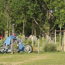 lot et bastides  biker kampeerplaatsen