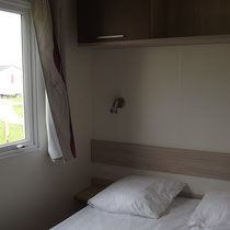 lot et bastides mobilhome sleeps 4 sleeping room