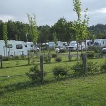lot et bastides  confort kampeerplaatsen