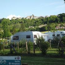lot et bastides  emplacement caravanes