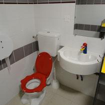 lot et bastides stoilet een lavabo voor kind 2