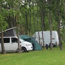 lot et bastides Combi Campingplätze