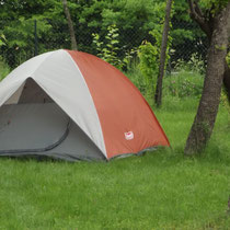 lot et bastides  kampeerplatsen