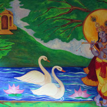 Krishna-Raum