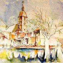 * 452-Port-sur-Saône, haute-saône, 85 x 33
