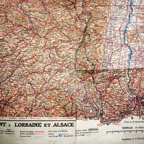 La ligne bleue des Vosges,