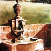 131- La fontaine des Thermes