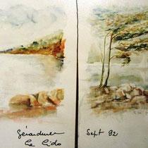 748- Le lac de Gérardmer,