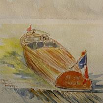 145- le beau bateau du dentiste de mon fils J.F.