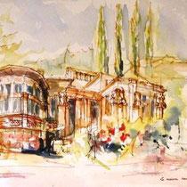 * 436- Épinal, La Maison Romaine, 85 x33