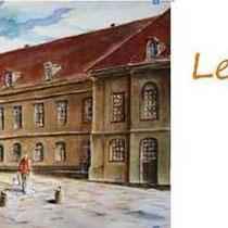 *450- Marque-page du château de St-Rémy haute-saône