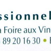 Centre interprofessionnel des vins d'Alsace,La foire aux vins Colmar.