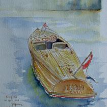 """146-Nom du bateau """" IRAN y.c.a.b. """"."""