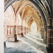 127-La galerie du cloître