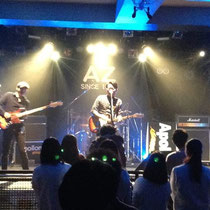 2016.1.30 MEAFES@金沢AZ!!4人での初ライブ!!