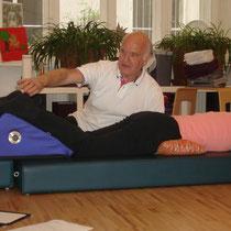 Senior Fitness Beckenbodentraining   im Pilates- und Bewegungszentrum Telfs