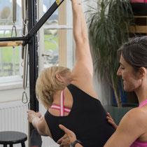 Personal Training mit Maria Felsner-Scheiring