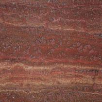 Travertin Rosso Persiano Herkunft Iran