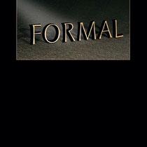 Schrift Formal
