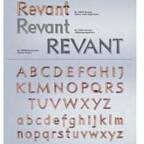 Schrift Revant