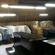 平針工房 2階倉庫