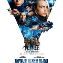 valerian e la città dei mille pianeti 3 aprile ore 17,00