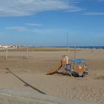 ein Strand nur für uns