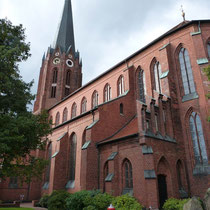 Kirche in Buxtehude