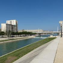 Montpellier ist erreicht