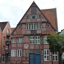 Typisches Haus im Norden