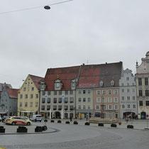 Zentraler Platz